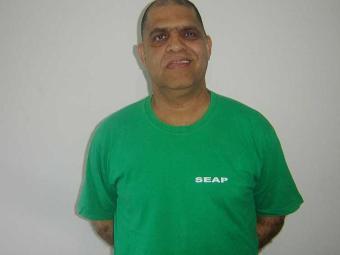 Pastor é investigado por estupro, associação ao tráfico de drogas, lavagem de dinheiro e homicídios - Foto: Divulgação   Seap