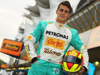 Diego Nunes, RC3 Bassani Racing/Petronas/Garoto - Foto: Divulgação