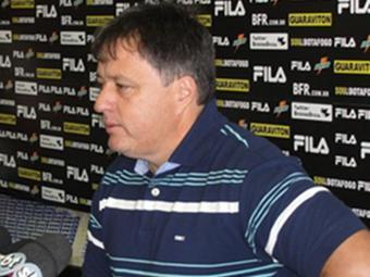 Anderson foi gerente de futebol do Botafogo do Rio - Foto: Divulgação