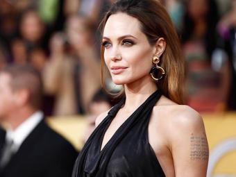 Angelina Jolie retira os seios para evitar câncer - Foto: Matt Sayles   AP