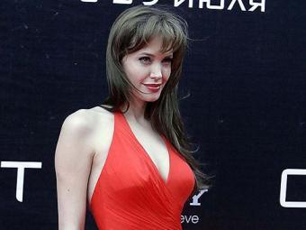 Jolie disse que os médicos estimaram 87% de chance de desenvolver doença - Foto: Arquivo | Agência AFP