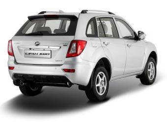 X60 é o SUV global da Lifan - Foto: Divulgação