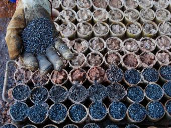 A Bamin irá produzir minério de ferro - Foto: Divulgação