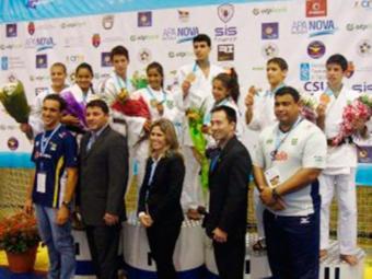 Quatro campeões Pan-Americanos, em 2012, estarão entre os atletas que competirão na Bahia - Foto: CBJ | Divulgação