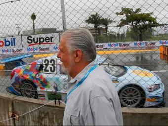 Wagner marcou presença no Stock Car na manhã deste domingo - Foto: Manu Dias | Ascom