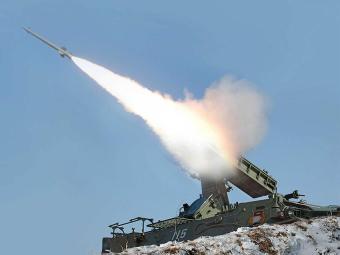 A localização do lançamento não foi revelada - Foto: Agência Reuters