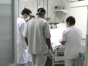 Segundo a OMS, há 17,6 médicos no Brasil para cada 10 mil pessoas - Foto: Edson Ruiz   Ag. A TARDE