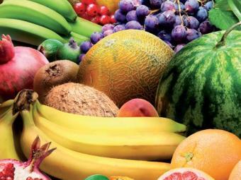 Quanto mais variado o prato, com frutas e verduras, mais saudável é a dieta - Foto: Divulgação