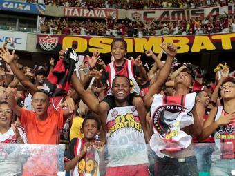 Contra o Salgueiro, rubro-negro fará o seu segundo jogo como mandante na Arena Fonte Nova - Foto: Eduardo Martins   Ag. A TARDE