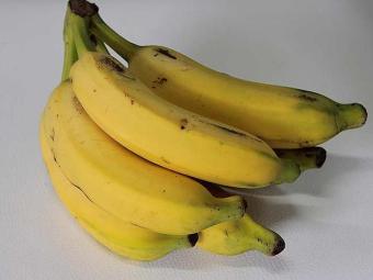 Banana é rica em vitamina B 6, que ajuda a tratar sintomas da TPM - Foto: Eduardo Martins   Ag. A TARDE