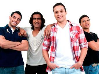 Banda é conhecida pelo som do forró universitário - Foto: Divulgação