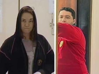 Mãe e marido de Jéssica foram presos - Foto: Reprodução | TV Record