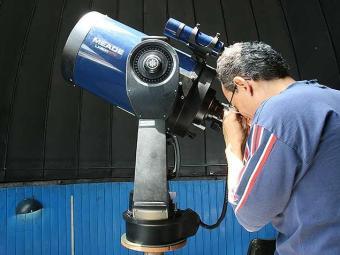 Curso de astronomia atenderá comunidade acadêmica e demais interessados no tema - Foto: Reginaldo Pereira | Ag. A TARDE