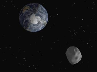 Asteroide vai passar a 5,8 milhões de quilômetros - Foto: Reuters