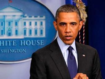 Obama em pronunciamento na Casa Branca - Foto: Agência Reuters