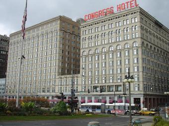 A greve do Congress Hotel é considerada a mais longa do setor - Foto: Divulgação