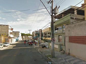Crime aconteceu na Rua Almirante Tamandaré - Foto: Reprodução | Google Street View
