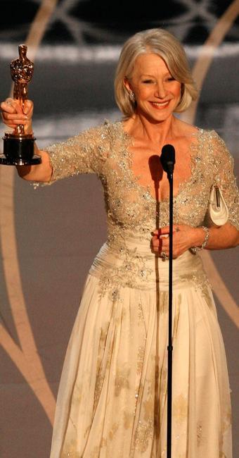Helen Mirren ganhou o Oscar de melhor atriz, em 2006, por atuação no filme