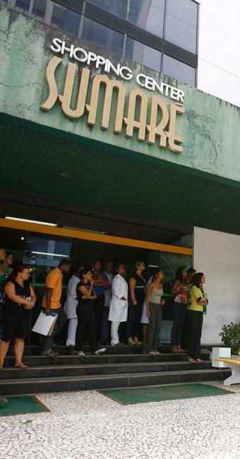 Shopping Center foi reaberto às 14h desta quarta - Foto: Diego Mascarenhas | Ag. A TARDE
