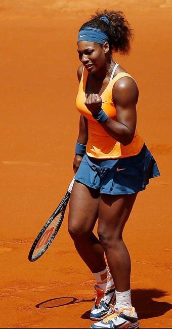 Serena venceu todas os sete confrontos contra a russa - Foto: Agência Reuters