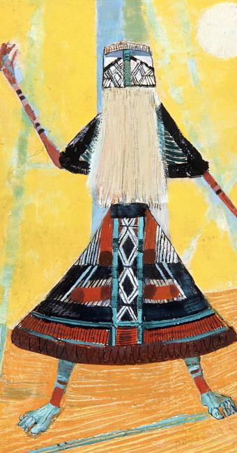Obra Fetiche, de 1959 - Foto: Reprodução