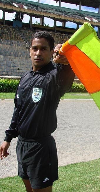 Alessandro Rocha Matos faz parte da equipe brasileira - Foto: Manuela Bacelar   Divulgação