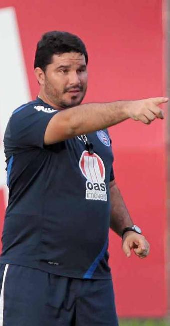 Assim como no jogo de ida, Eduardo Barroca comanda o Bahia diante do Luverdense - Foto: Eduardo Martins   Ag. A TARDE