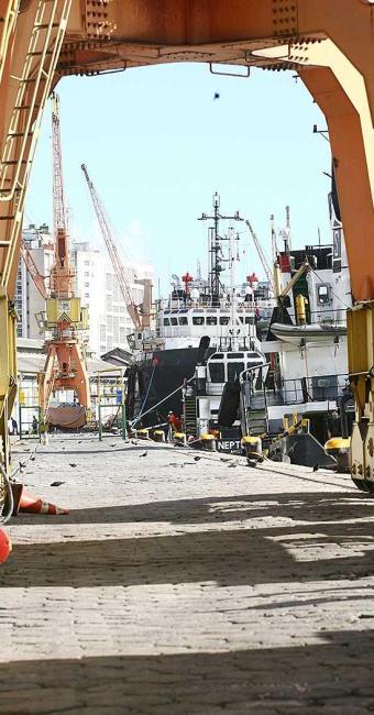 Porto de Salvador completa 100 anos - Foto: Fernando Amorim | Ag. A TARDE