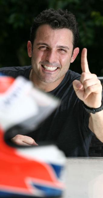 O piloto baiano Patrick Gonçalves - Foto: Raul Spinassé | Ag. A TARDE