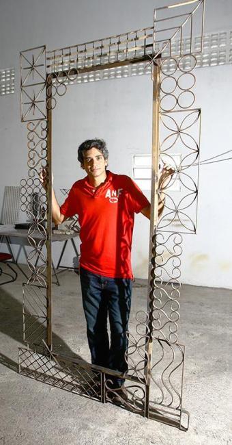 Ruy é o autor do projeto da mostra de decoração - Foto: Fernando Vivas   Ag. A TARDE