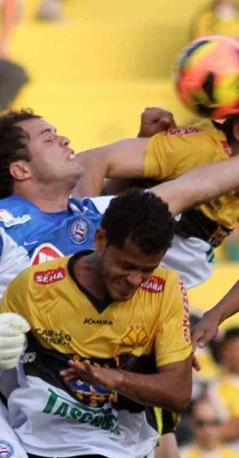 Tricolor comete erros em Criciúma e estreia com derrota na Série A do Campeonato Brasileiro - Foto: Fernando Ribeiro | Folhapress