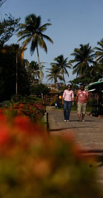 Área de convívio do Parque de Pituaçu - Foto: Raul Spinassé | Ag. A TARDE