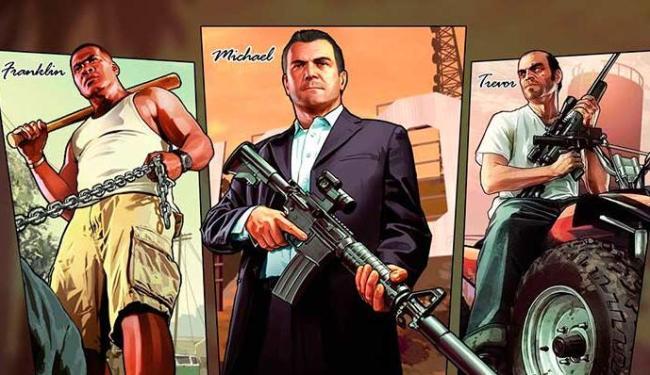Os três protagonistas são apresentados no trailer - Foto: Divulgação