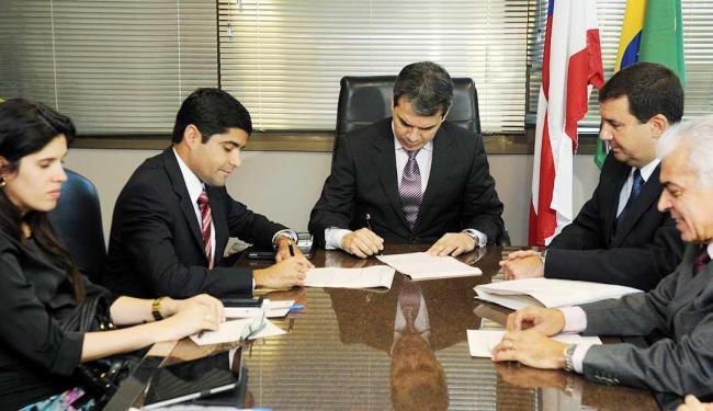 A formalização ainda depende de um parecer do Tribunal de Justiça para vigorar - Foto: Valter Pontes   Agecom