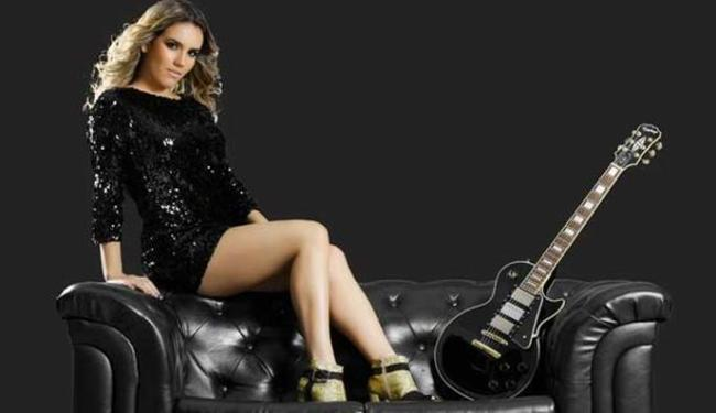 Katê vai apresentar a música ao vivo em show na quinta-feira - Foto: Divulgação
