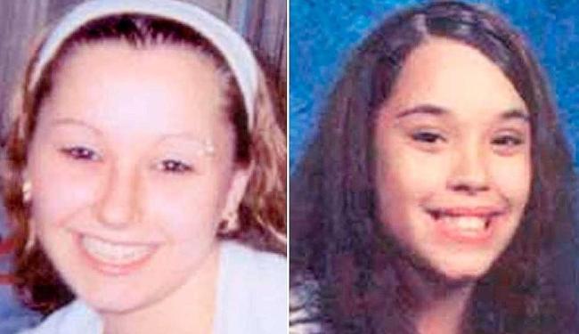 Na foto, duas das desaparecidas: Amanda Berry e Gina DeJesus - Foto: Agência Reuters