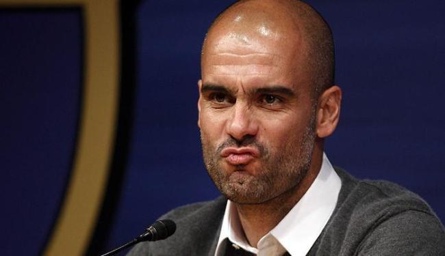 Guardiola substituirá o técnico Jupp Heynckes, que irá se aposentar ao final da temporada - Foto: Albert Gea / Agência Reuters