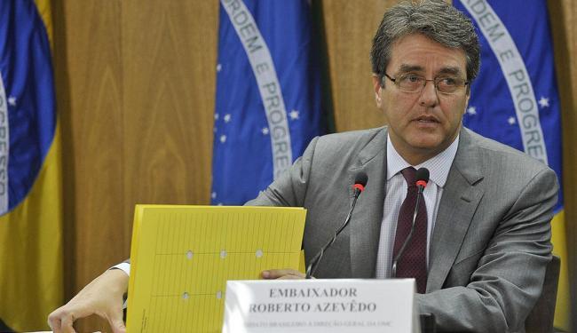 Roberto Carvalho de Azevêdo assume o cargo em 31 de agosto - Foto: Elza Fiúza | ABr