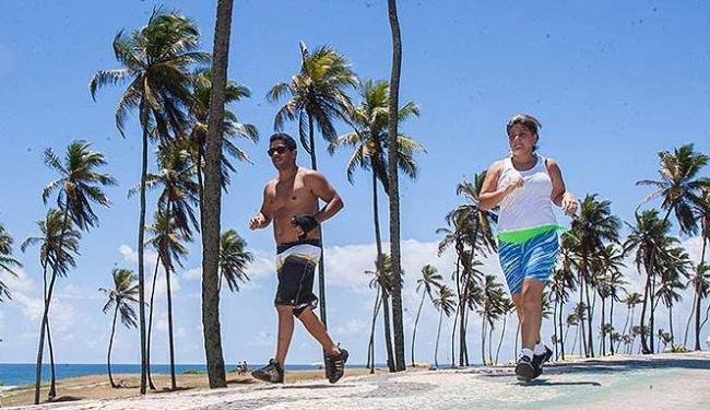 Atividade física ajuda a prevenir doenças e prolongar expectativa de vida - Foto: Dorivan Marinho   Ag. A TARDE