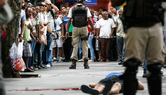 Uma das vítimas era natural de Feira de Santana e outra, de Careiro-AM - Foto: Raul Spinassé | Ag. A TARDE