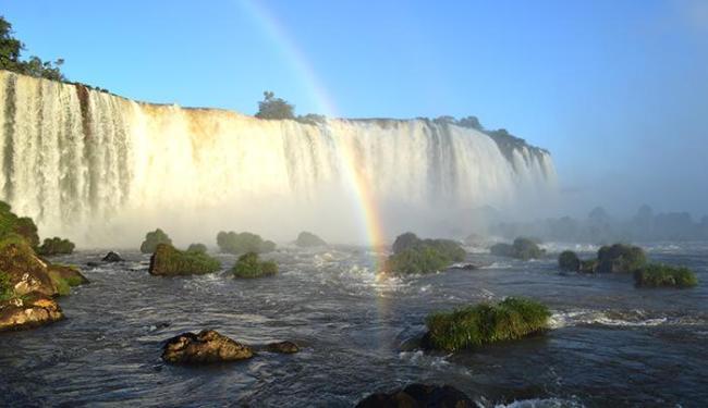 São 275 quedas consideradas Patrimônio Mundial Natural da Unesco - Foto: Marcos Casé | Ag. A TARDE