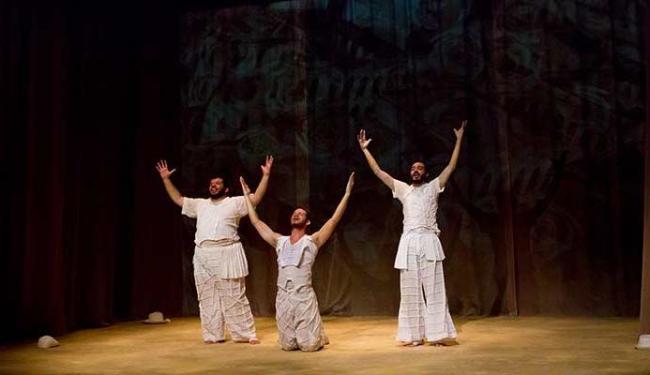 Espetáculo fica na Sala do Coro às quintas e sextas, às 20h - Foto: Diney Araújo   Divulgação