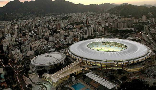 Vista do novo estádio do Maracanã - Foto: Divulgação | Fifa