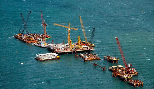 Resultado de imagem para Terminal de Regaseificação da Bahia