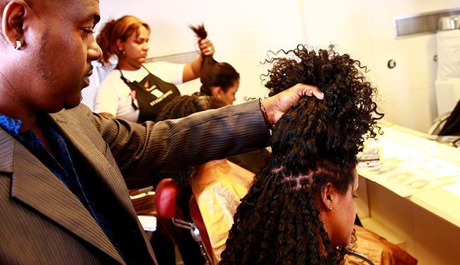 O Brasil virou prioridade quando o assunto é o cuidado com os cabelos - Foto: Fernando Vivas   Ag. A TARDE