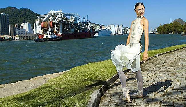 Desde os quatro anos Virgínia é apaixonada pela dança - Foto: Divulgação