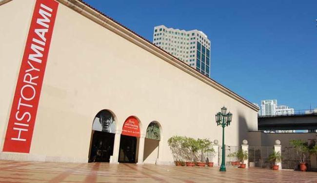 O Museu de História de Miami mostra a cidade do passado e atual - Foto: Divulgação