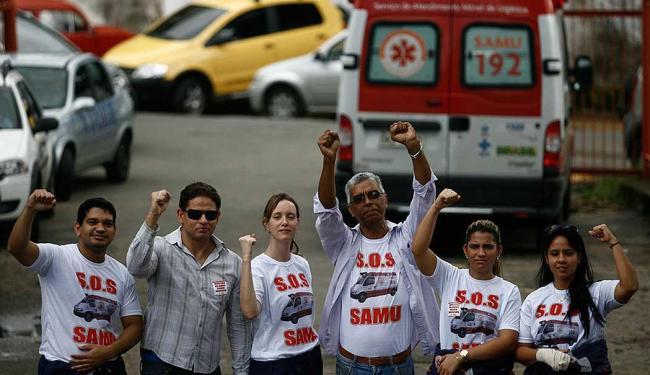 categoria estava em negociação com a prefeitura desde janeiro - Foto: Raul Spinassé | Ag. A TARDE