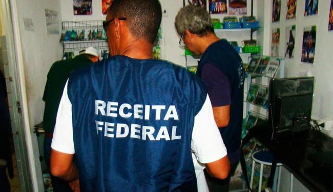 Cerca de 70 agentes públicos participaram da ação - Foto: Divulgação | Receita Federal
