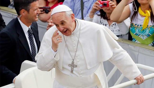 Por segurança, Papa terá dois papamóvel no Rio - Foto: Agência Reuters